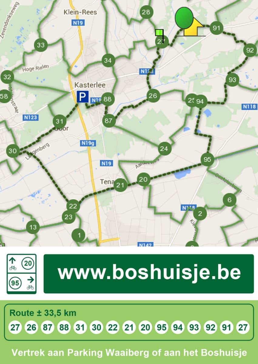 fietskaart 2de versie